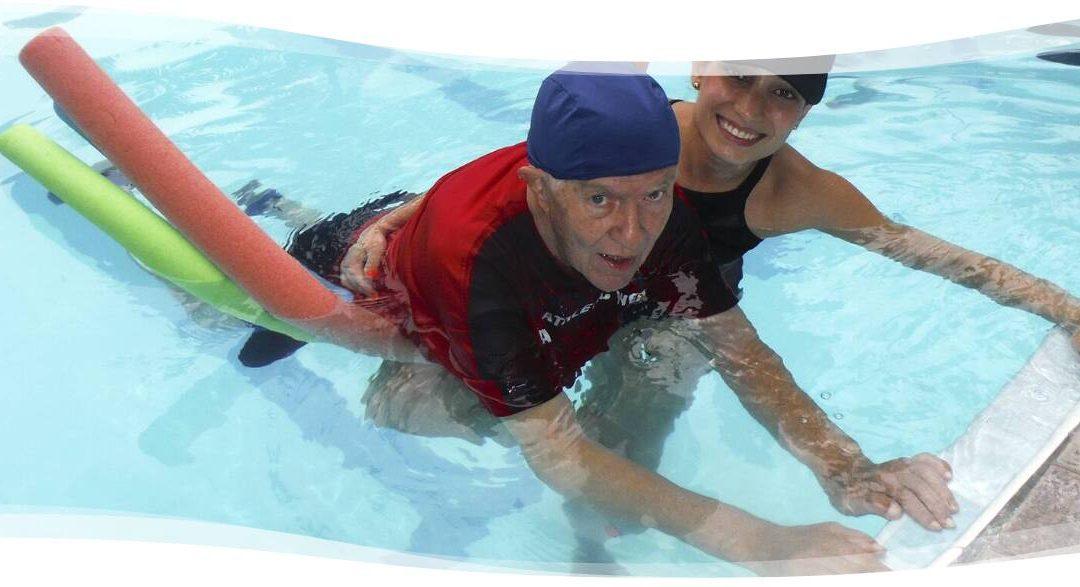 Beneficios de la actividad física para el adulto mayor.